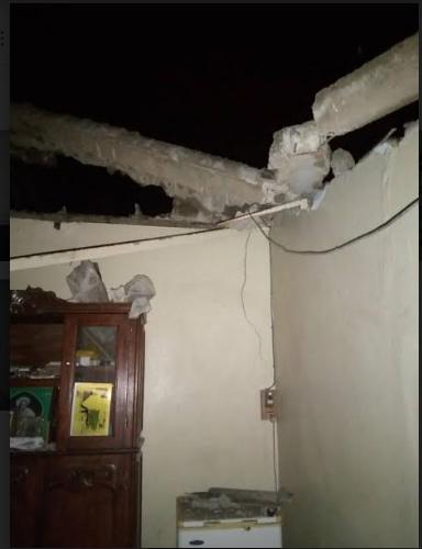 Le mur d'une usine s'affaisse à Yarakh: Plusieurs blessés et des maison détruites